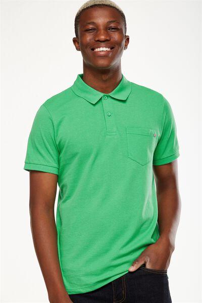 Icon Polo, GREEN POCKET
