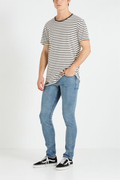 Slim Fit Jean, SEATTLE BLUES