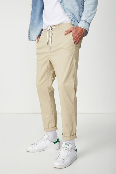 Drake Roller Pant, STONE