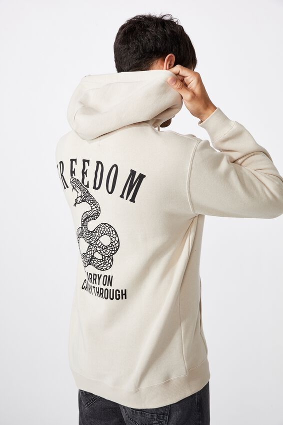 Fleece Pullover 2, PEARL/FREEDOM