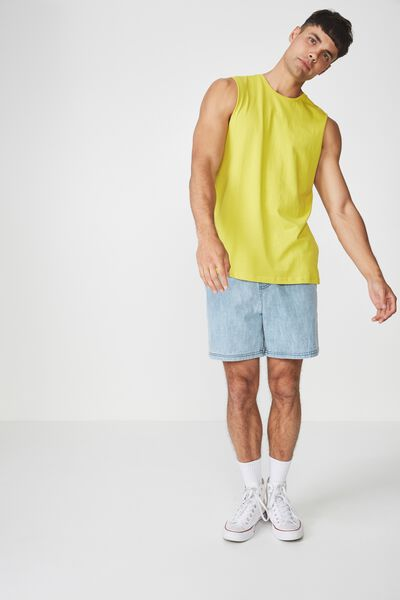 Essential Muscle, SULPHER YELLOW