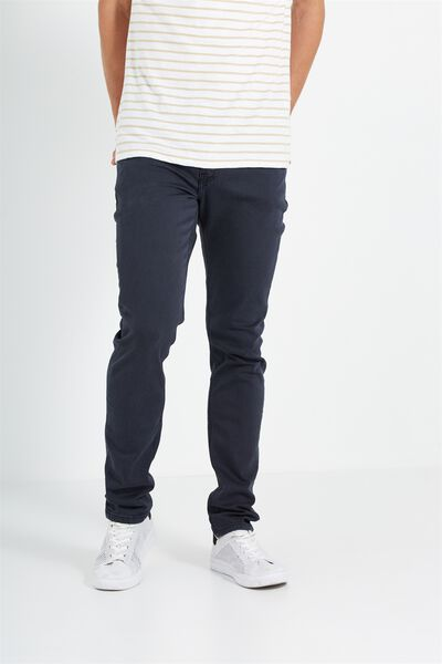 Slim Fit Jean, STORMER GREY