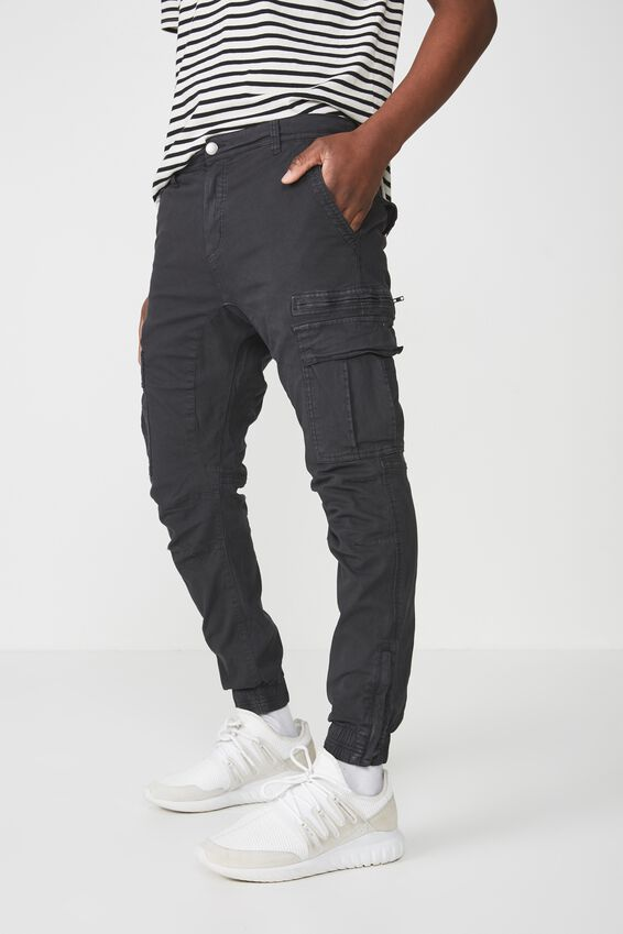 Urban Jogger, DUSTER BLACK