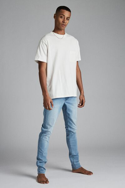 Super Skinny Jean, WEEKDAY BLUE