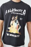 Special Edition T-Shirt, LCN WB BLACK/A NIGHTMARE ON ELM STREET 4