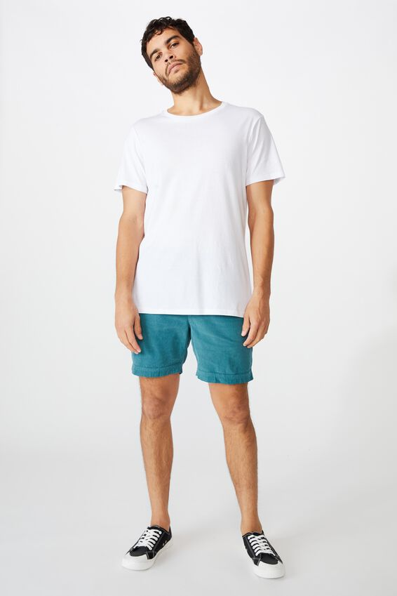 Street Volley Short, WASHED TEAL/CORD