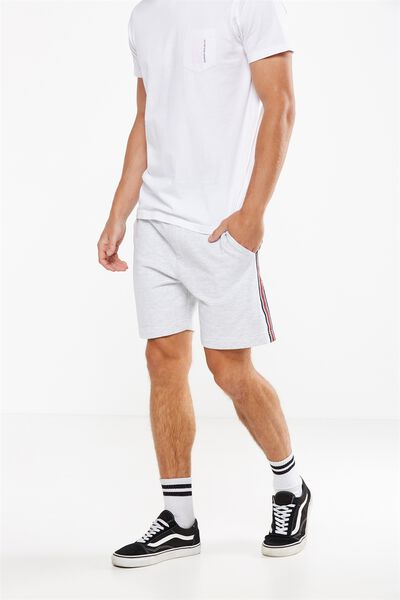 Volley Jogger Short, ATHLETIC MARLE/SPORTS STRIPE