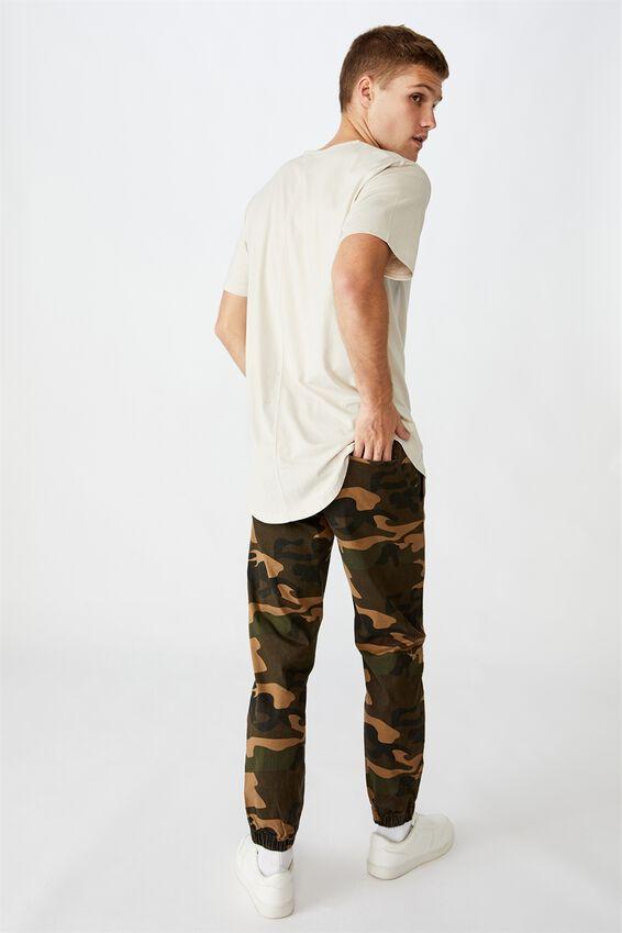 Drake Cuffed Pant, DELTA CAMO