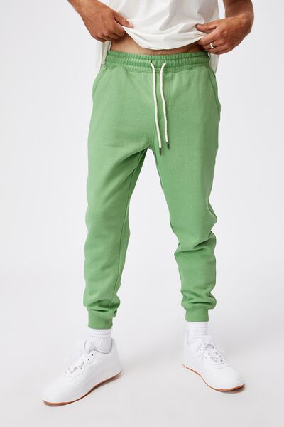 Trippy Slim Trackie, WASHED APPLE