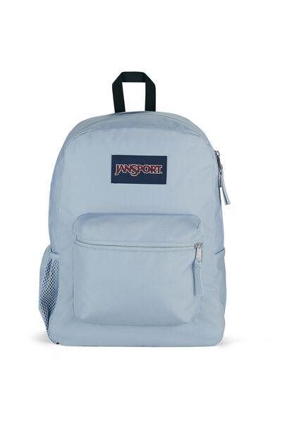 Jansport Cross Town Backpack, BLUE DUSK