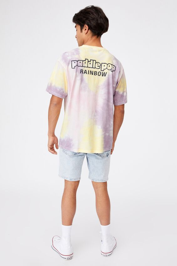 Special Edition T-Shirt, LCN STR PINK/STREETS-RAINBOW PADDLE POP