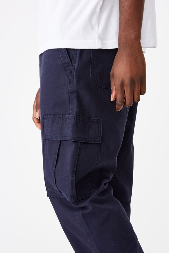 Cargo Pant, NAVY