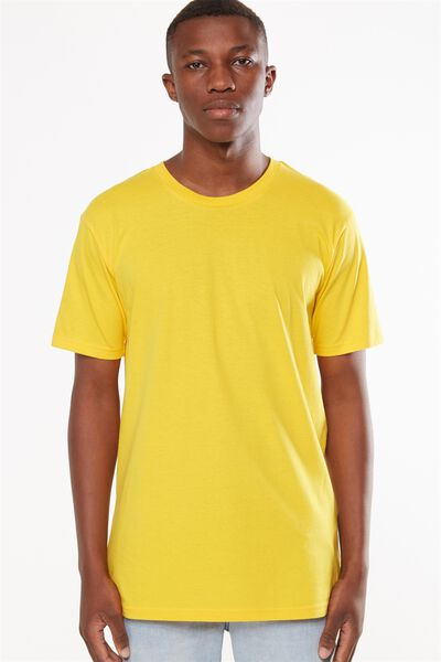 Essential Skate Tee, SAFETY YELLOW