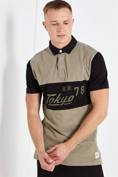 Ss Rugby Polo, LEO