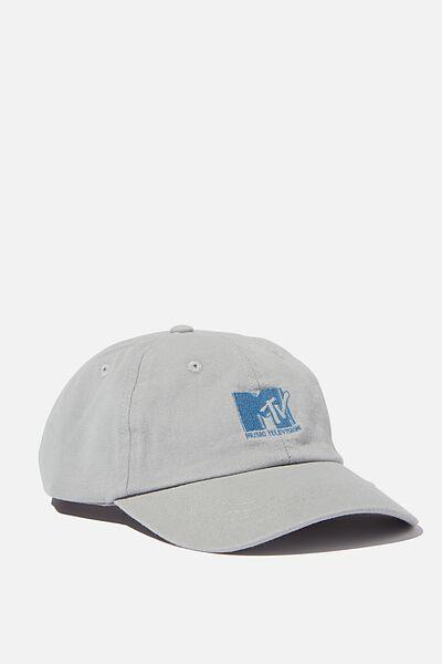 Special Edition Dad Hat, LCN MTV BLUE HAZE/LOGO