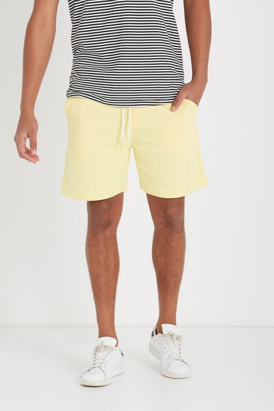Volley Jogger Short, LEMON ICE