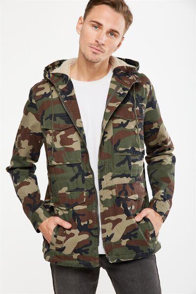 M65 Camo Jacket, CAMO