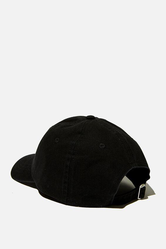 Special Edition Dad Hat, LCN SMI SMILEY ICON/BLACK