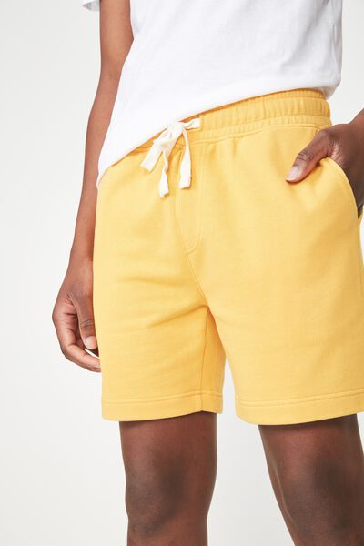 Volley Jogger Short, GOLDEN YELLOW