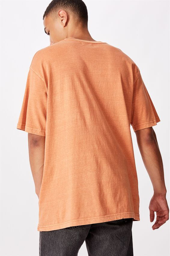 Washed Pocket T-Shirt, DIRTY CLAY
