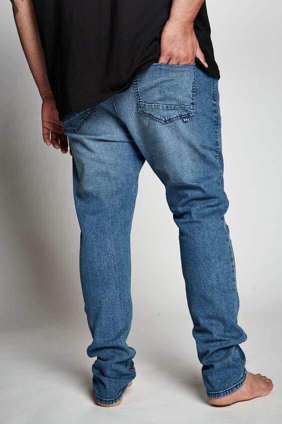 Bg Slim Fit Jean, LAUNDRY BLUE