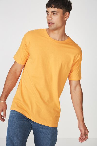 Essential Skate Tee, SUN ORANGE