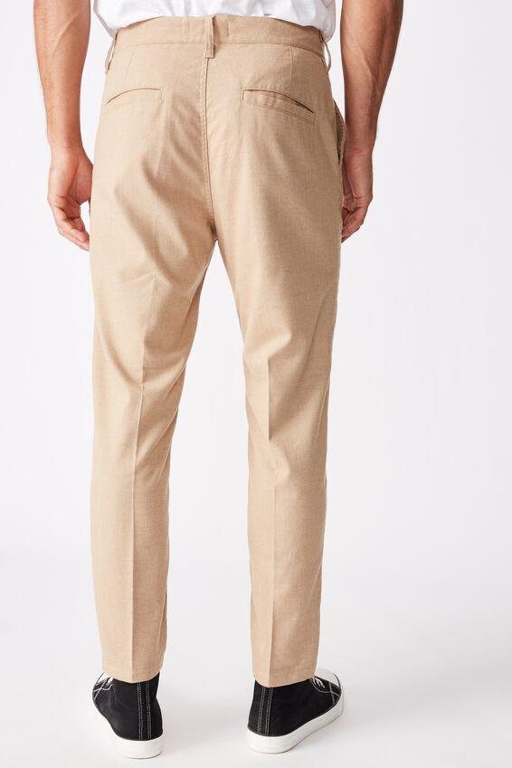 Oxford Trouser, TEXTURED TAN