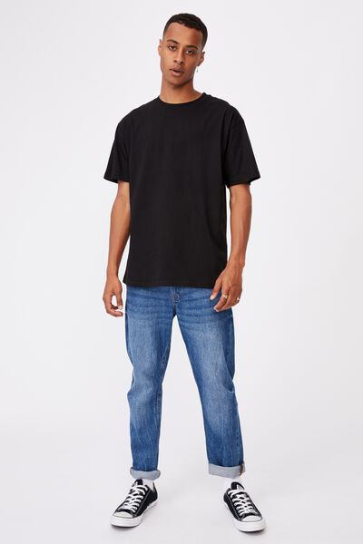 Essential Skate T-Shirt, BLACK