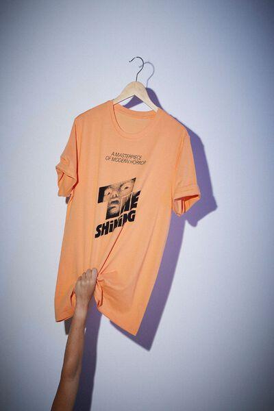 Tbar Collab Movie And Tv T-Shirt, LCN WB PUMPKIN/THE SHINING - MASTERPIECE
