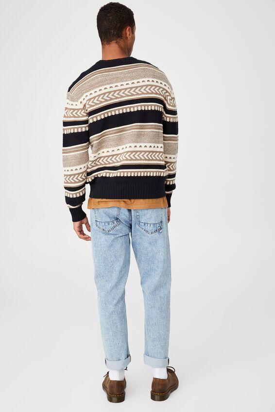 Vintage Multi Knit, VINTAGE MULTI PATTERN