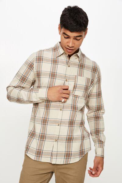 bba62d90 Men's Shirts, Button-Up Long Sleeve Shirts | Cotton On