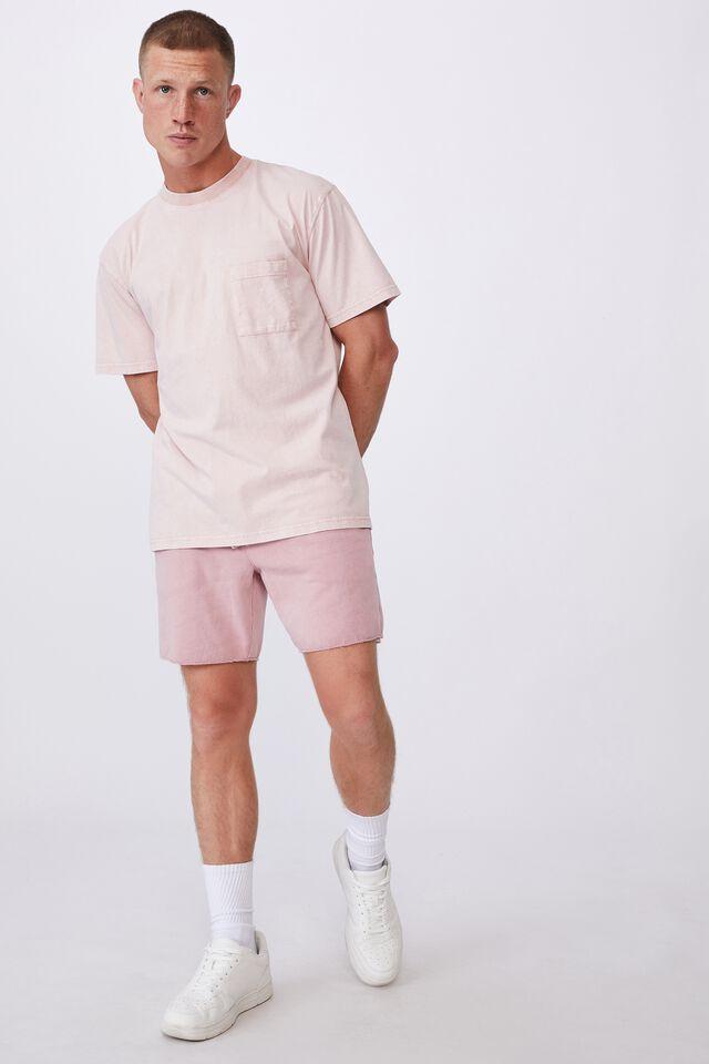 Pigment Fleece Short, PIGMENT PINK HAZE