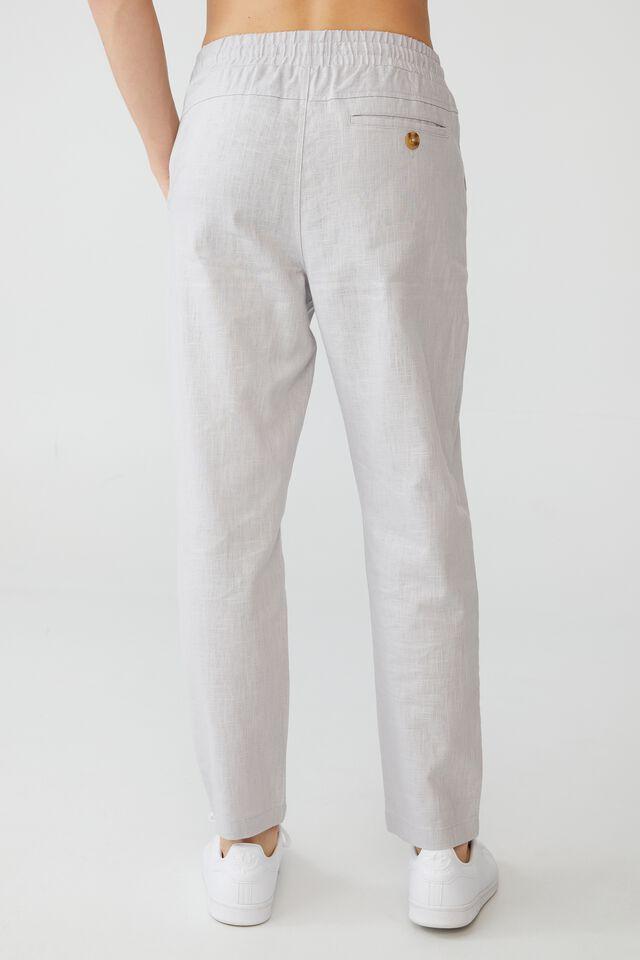 East Coast Textured Pant, ICE GREY