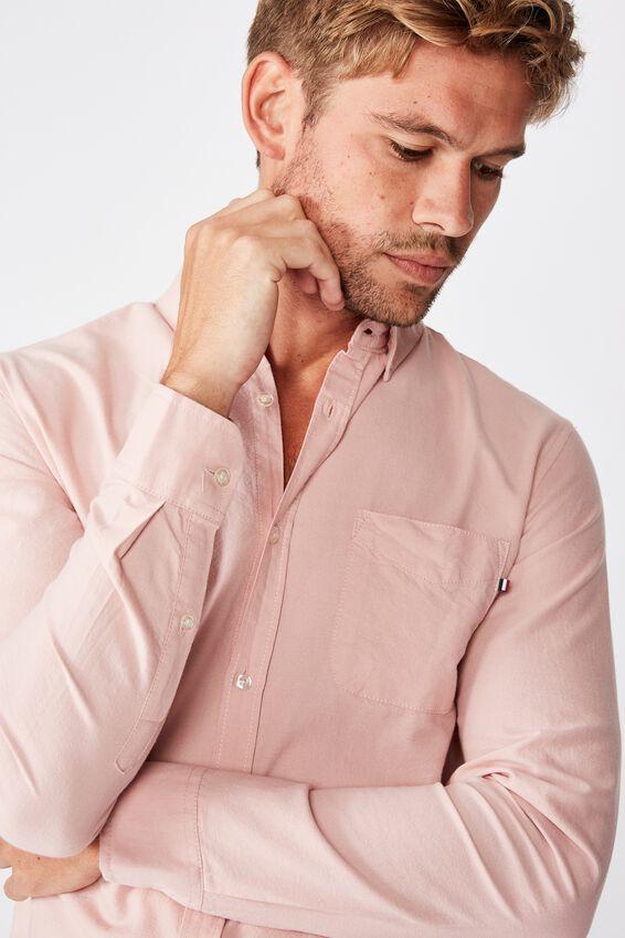 Brunswick Shirt 3, DUSTY PINK