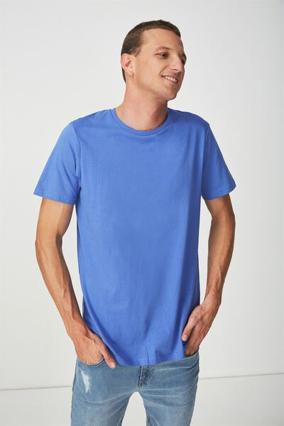 Essential Crew Tee, ULTRA BLUE