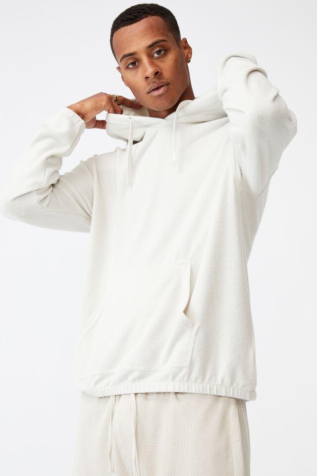 Super Soft Pullover Hoodie, BONE SUPERSOFT