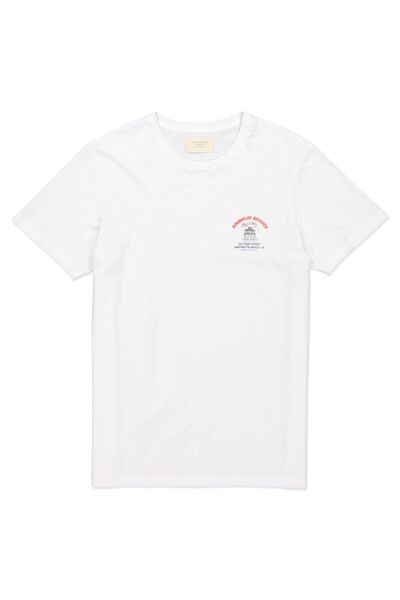 Tbar Tee, WASHED WHITE/DOWNPLAY RECORDS