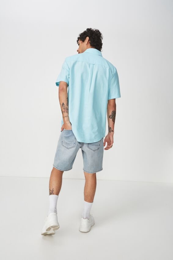 Vintage Prep Short Sleeve Shirt, MINT