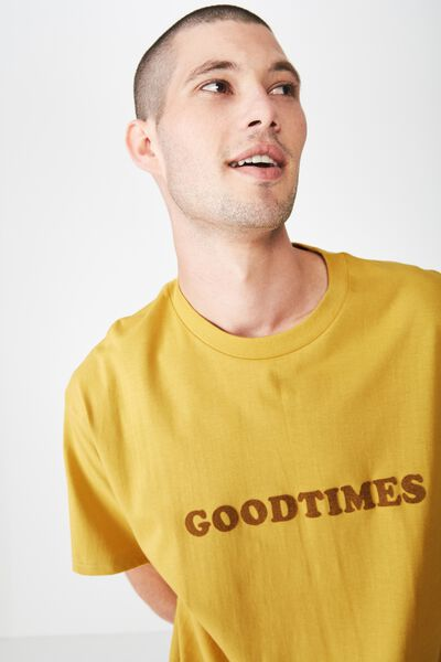 Dylan Tee, BAMBOO YELLOW/GOODTIMES