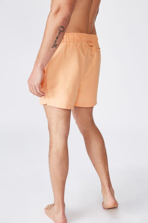 Swim Short, ICED PEACH