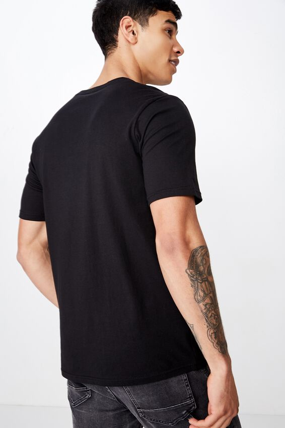 Tbar Collab Star Wars T-Shirt, LCN DIS BLACK/STAR WARS - TRIO