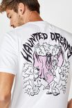 LCN WB WHITE/SCOOBY DOO - HAUNTED DREAMS