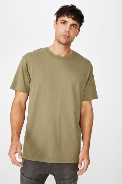 Essential Skate Tee, JUNGLE KHAKI