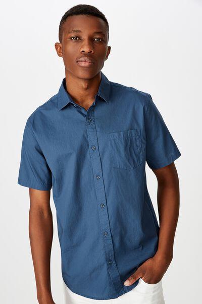 O Colour Pop Shirt, NAVY