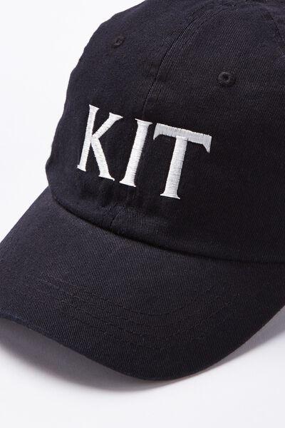 Classic Dad Hat, BLACK