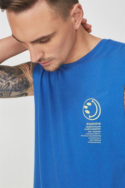 Tbar Muscle, BLUE DELIGHT/OUTSIDERS