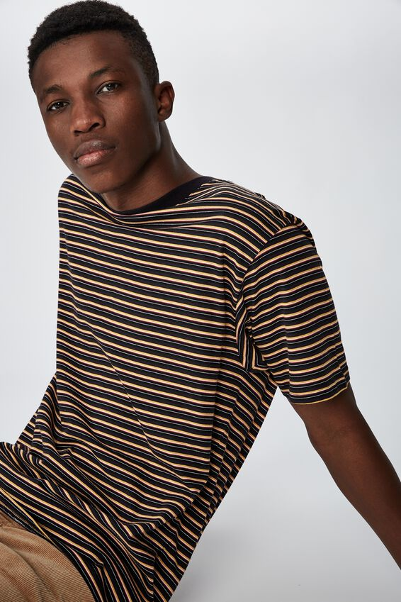 Dylan Tee, SMALL BRIGHT STRIPE