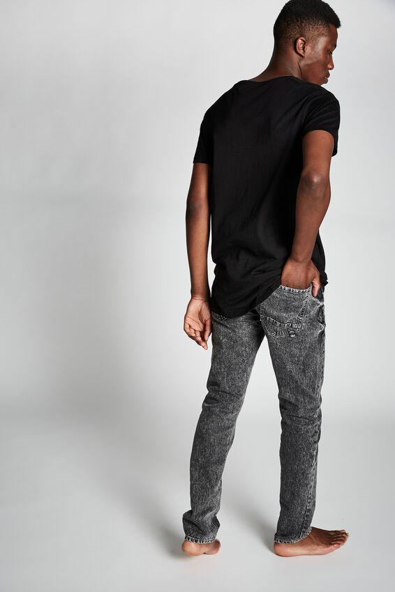 Slim Fit Jean, AGED GREY