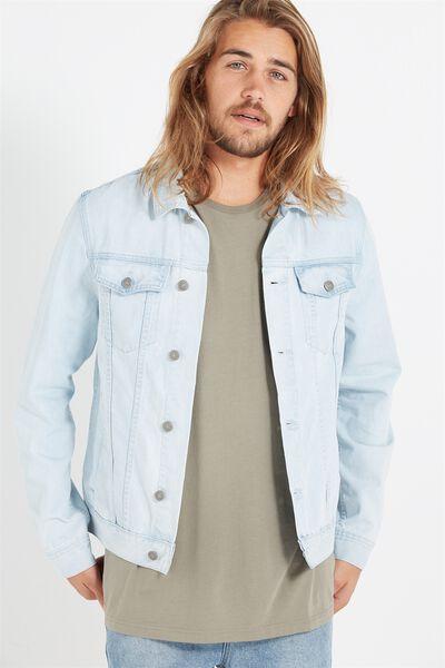 Rodeo Jacket, BLEACH BLUE