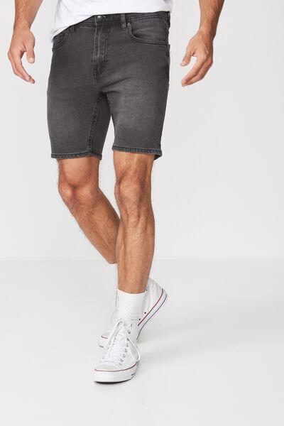 Skinny Straight Short, VINTAGE BLACK